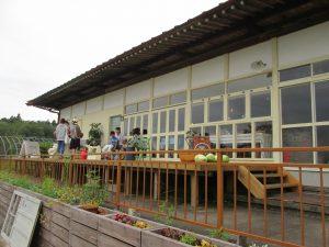 築200年の古民家を改築したHIRASAWA F MARKET