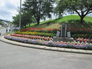地域の部(花壇)第3区自治会